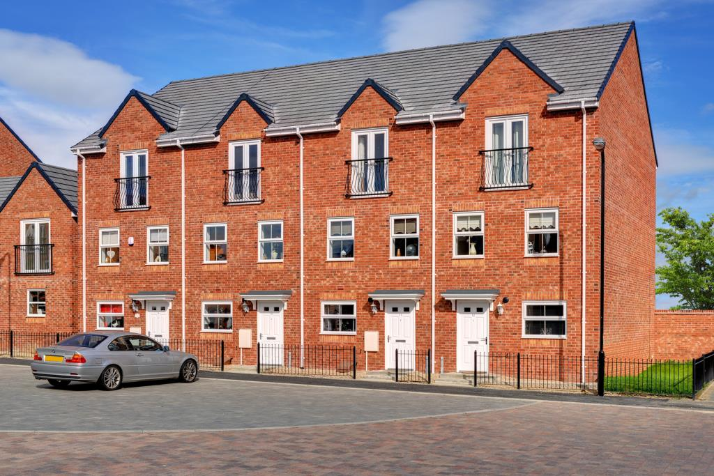 New Build Appartments In Middlesbrough